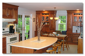 R&R Craftsmen, Kitchen Cabinetry, Chelmsford, MA